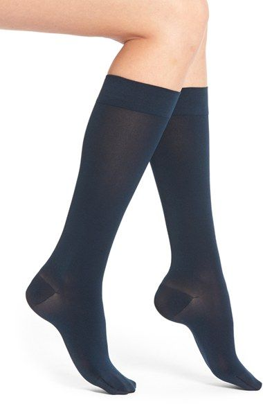 INSIGNIA by SIGVARIS 'Headliner' Graduated Compression Knee High Socks