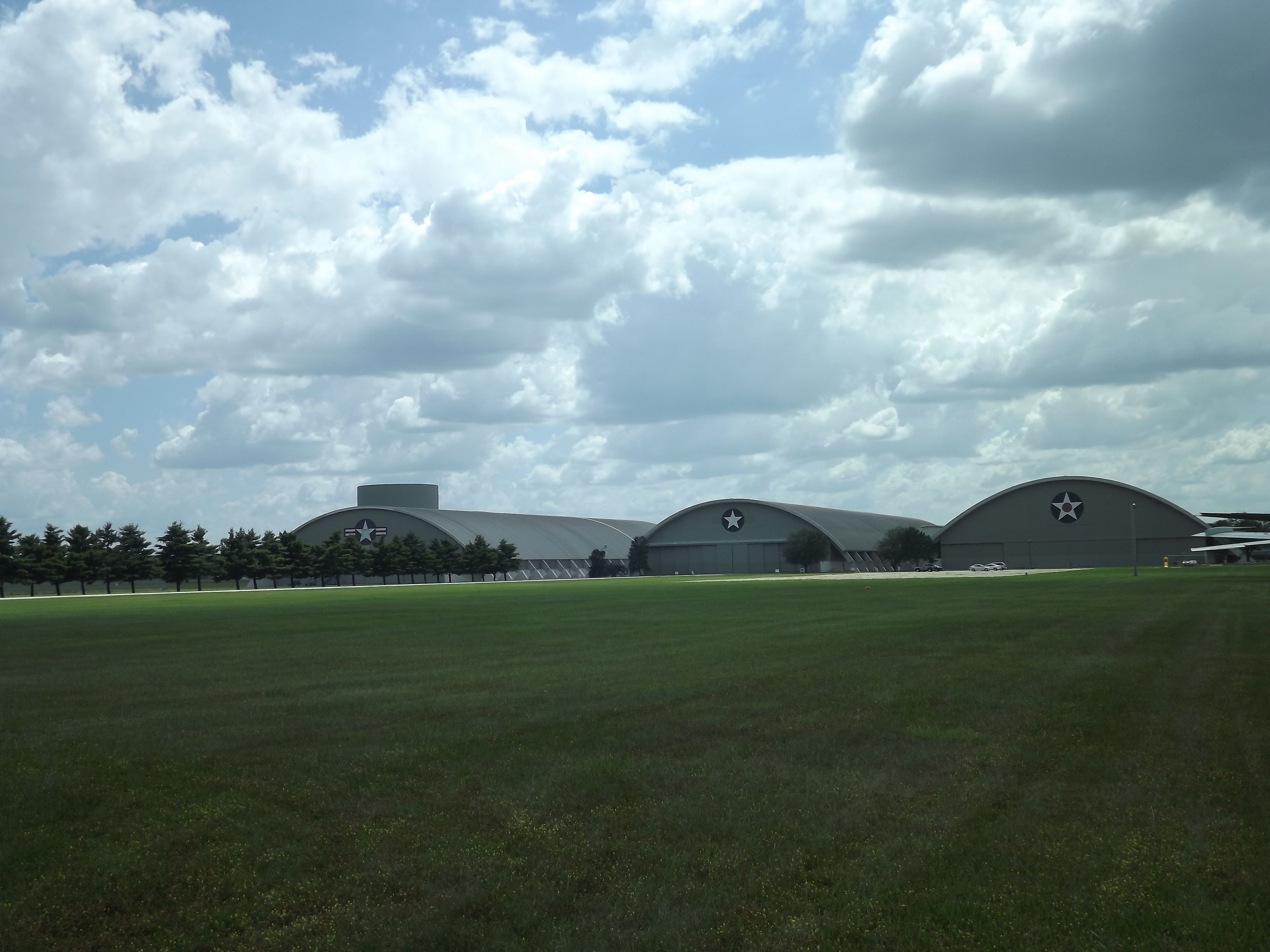 Wright Patterson Air Force Museum Dayton OH Day