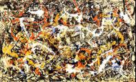 Handout for Teachers about Jackson Pollock