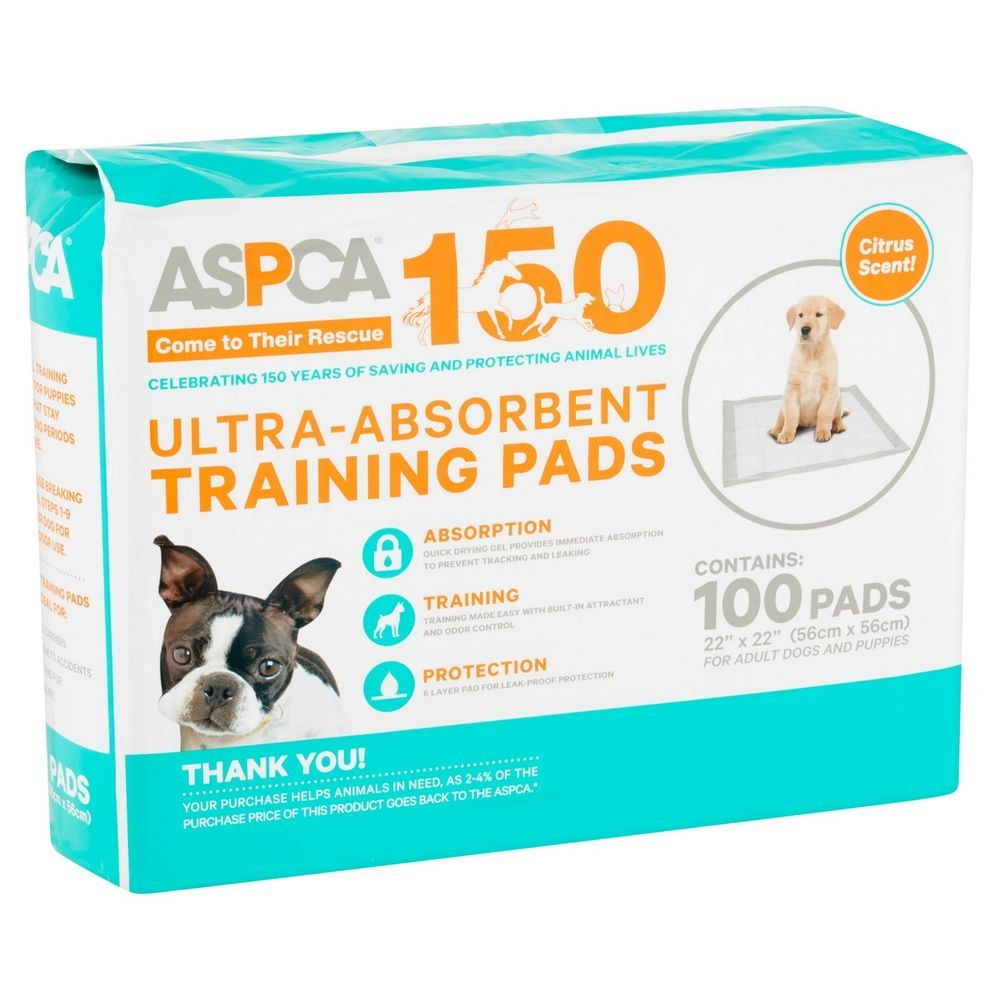 Aspca puppy training pads 150 count 22x22 image 1 of 2