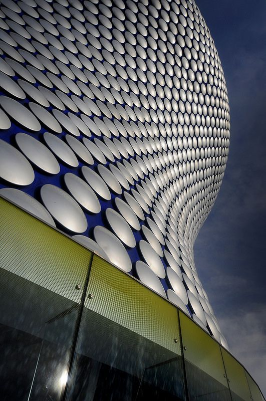 UK - Birmingham - Selfridges shapes_DSC7688