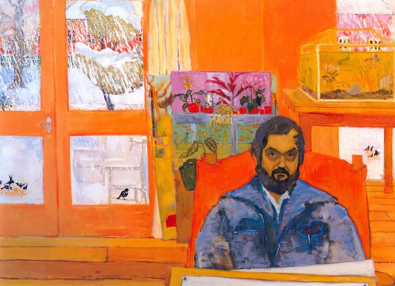 Stanley, Winter 1972 – Christiane Kubrick