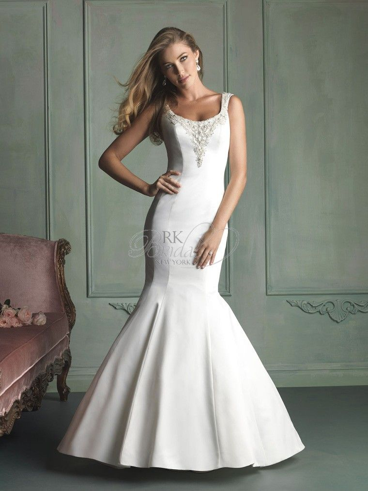 Allure Bridal Spring 2014 - Style 9118 Discontinued June 1 2015