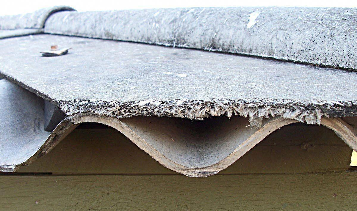 22+ Asbestos friable