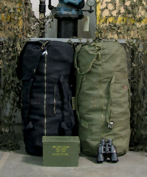 Rapid Dominance - R32L - Military Duffle Bags - Large | Rapid