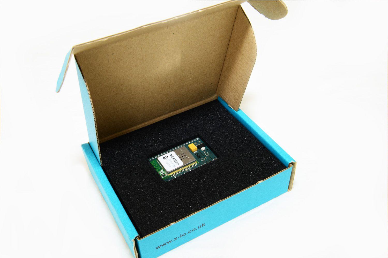 Cyberpac XIO Technologies Technical Packaging Box