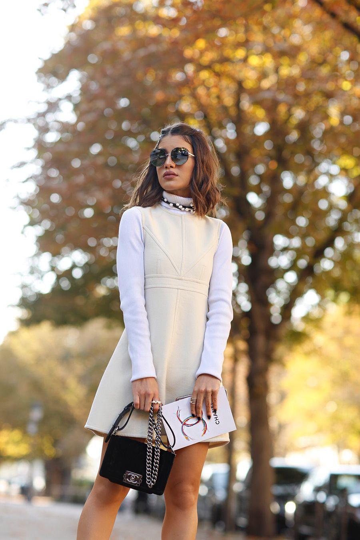 1d99ed7d8 Vestido de inverno  72 modelos estilosos e quentinhos