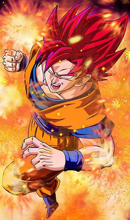 God Goku Dragon Ball Goku Dragonball Z