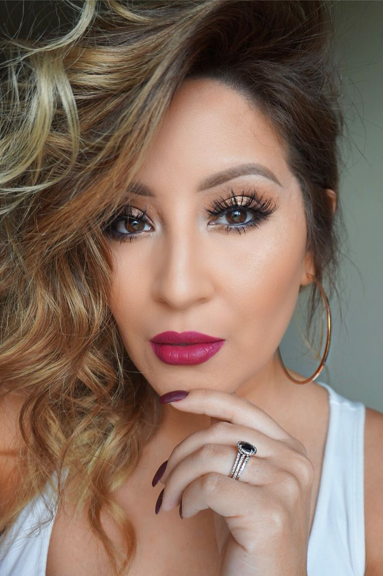 Mac Nightingale lip liner | Makeup | Makeup, Lip liner, Makeup looks