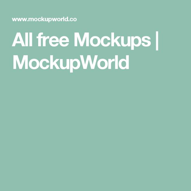 All Free Mockups Mockup World Free Mockup Mockup Free