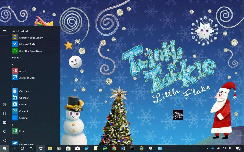 Windows 10 Christmas Wallpaper Gallery