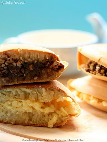Terang Bulan Recipe Traditional Indonesian Style Thick Pancakes