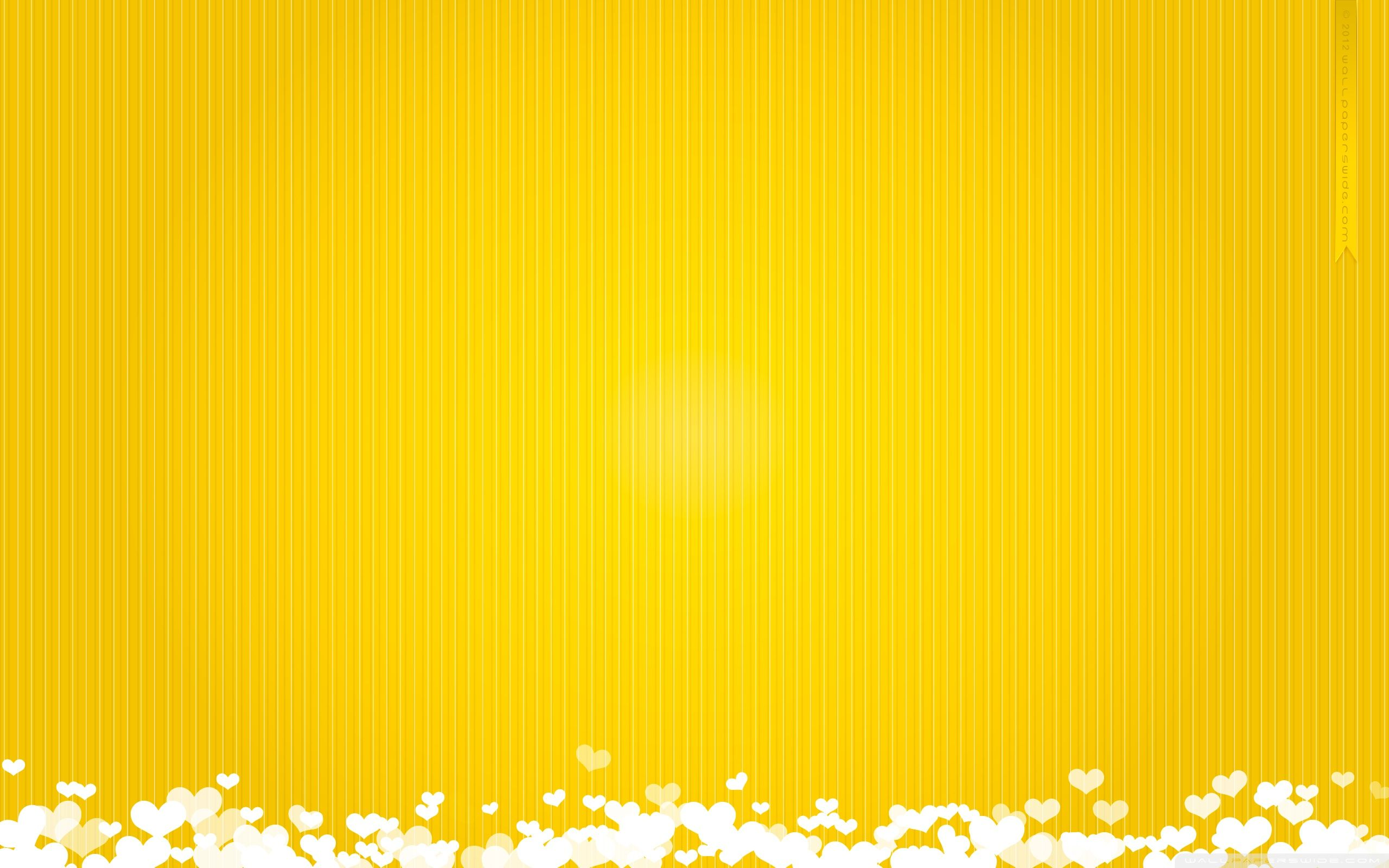 Yellow Wallpaper Abstract Yellow wallpaper, Abstract