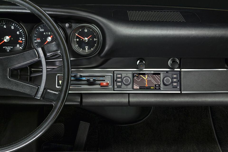 Porsche Classic Navigation Radio Classic porsche