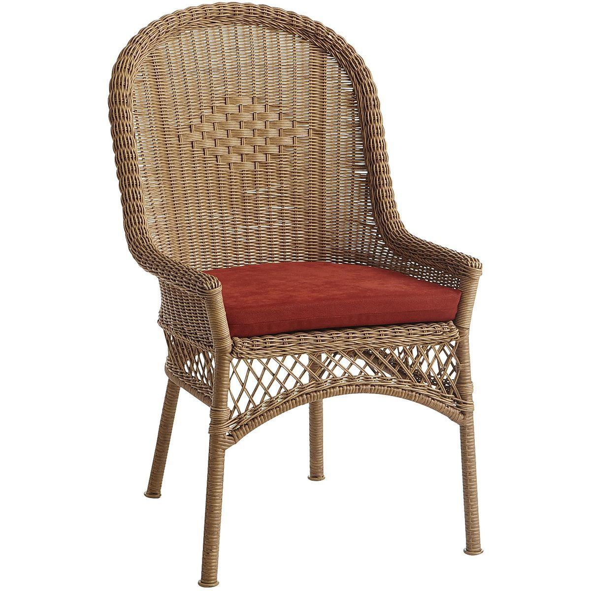 Santa Barbara Dining Chair - Light Brown