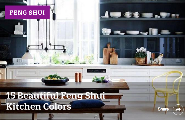15 kitchen feng shui colors we love kitchen colors beautiful