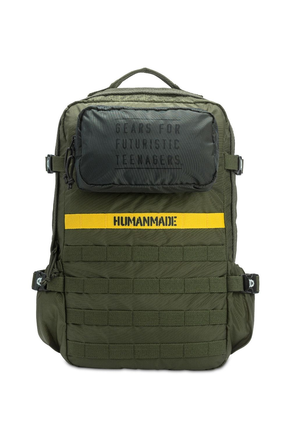 609a38c0d694e HUMAN MADE Puts Together a Set of Military-Inspired Carrying Options ...