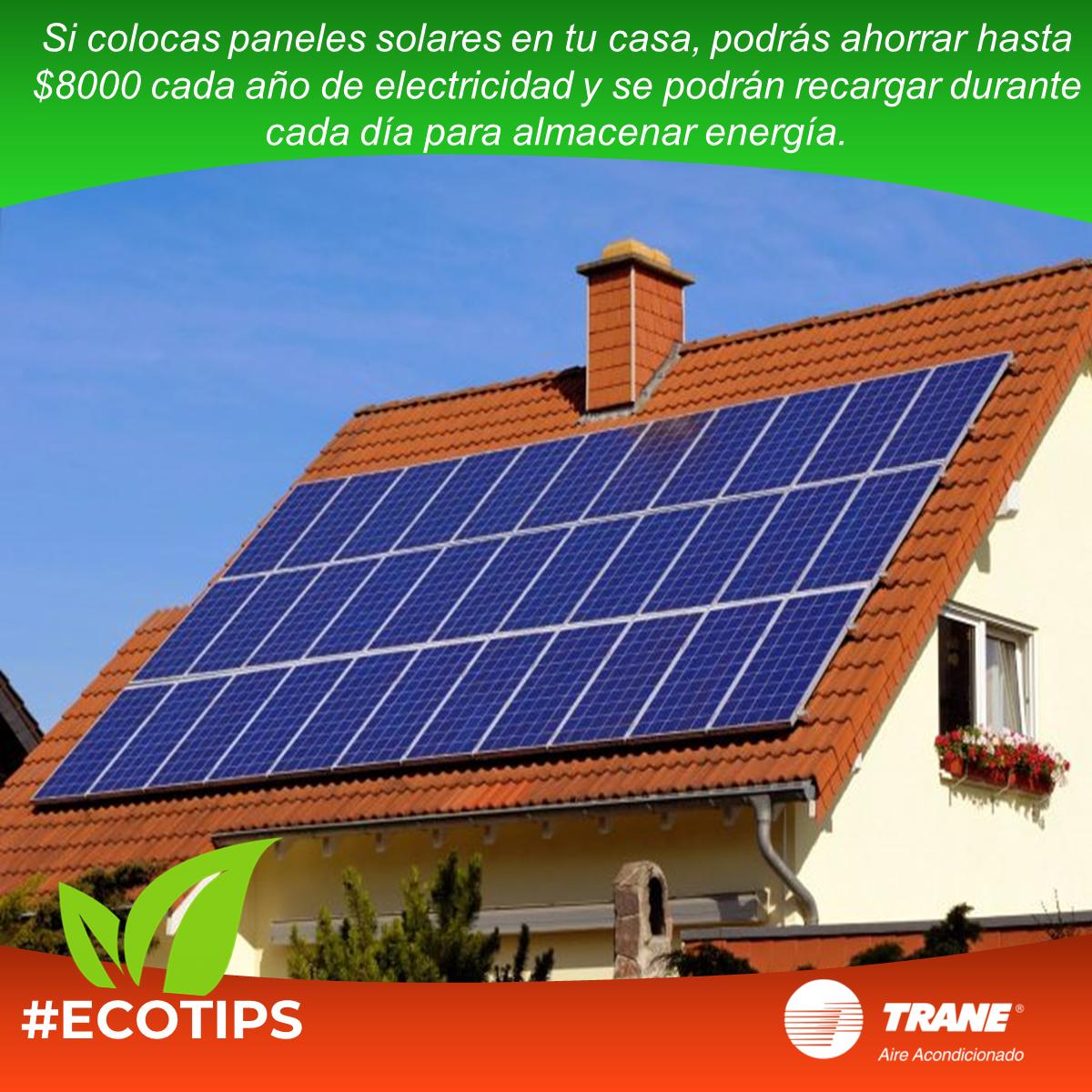 Ecotips En 2020 Paneles Solares Instalacion De Paneles Solares Energia Solar