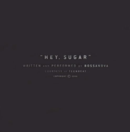 Bossanova - Hey, Sugar
