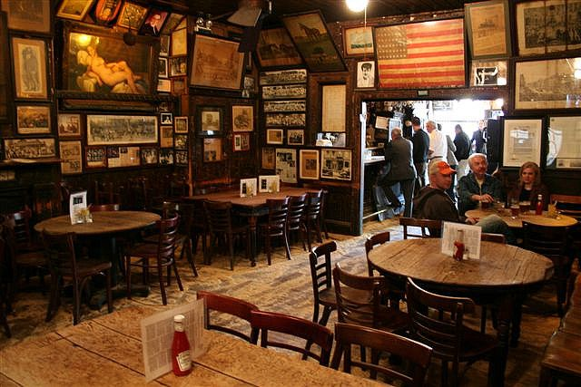 Mcsorley S Old Ale House Old Ale Saloon Cool Bars