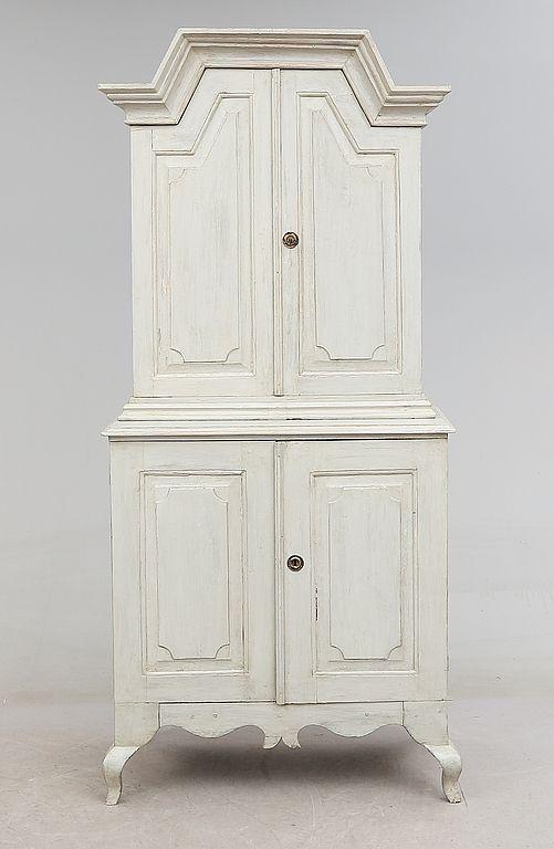 SKÅP, rokoko, 1700-tal.