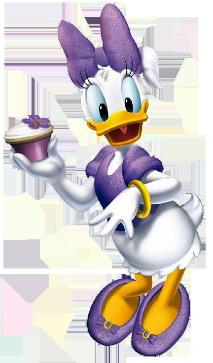 Daisy w cupcake bambini minnie e margarida pato