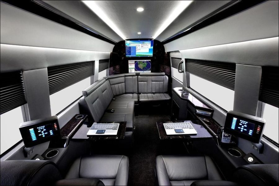 Luxury Wealth Mercedes Jetvan Is It A Van Or A Jet Who Knows Thats Love