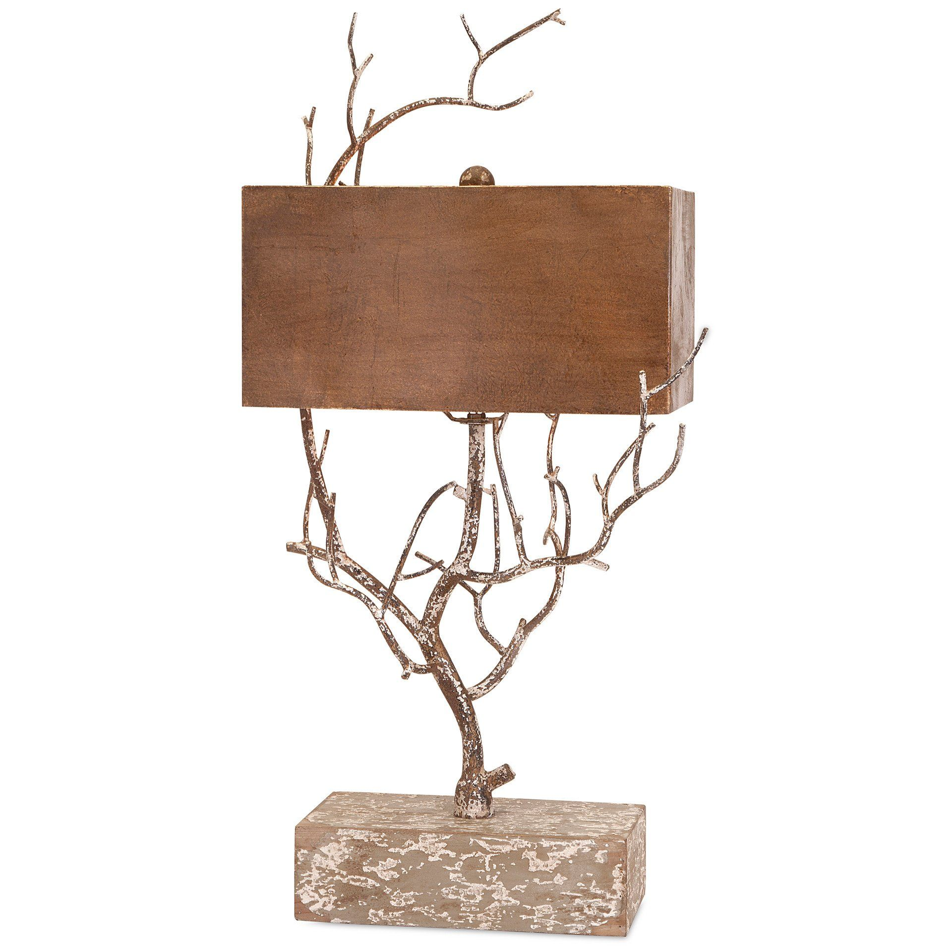 Rustic Lodge Metal Tree Branch Table Lamp Metal Tree Wall Art Metal Tree Tree Lamp