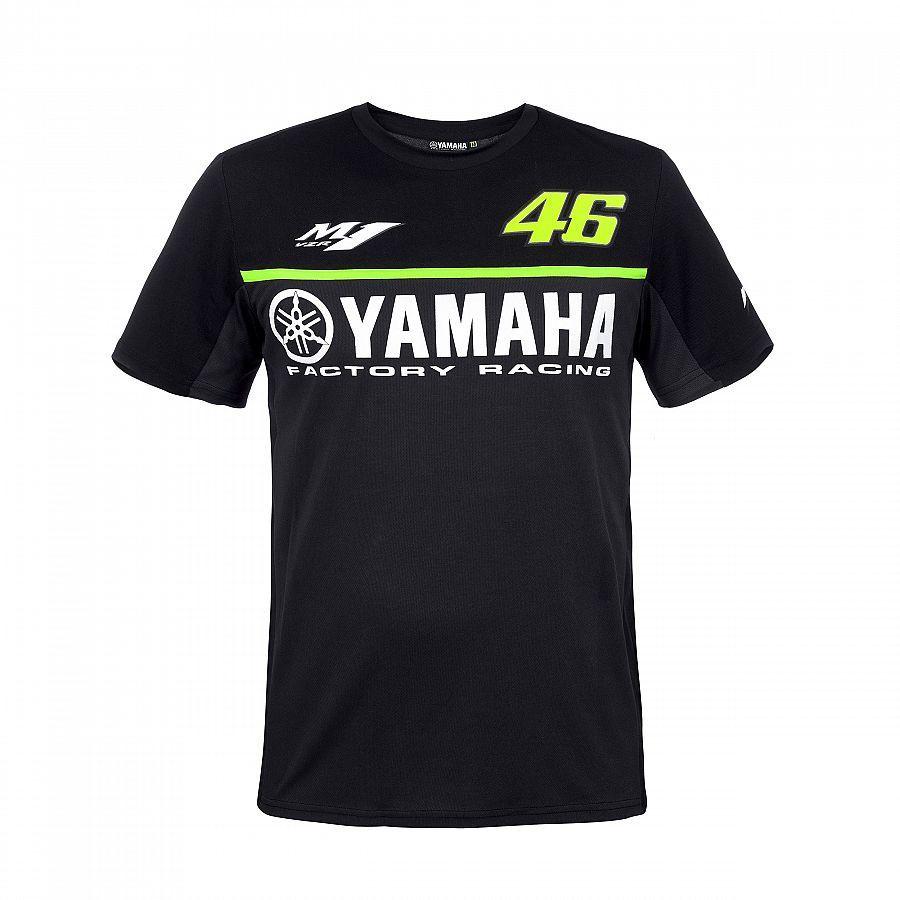 L Yamaha Petronas Camiseta Polo de Paddock pitline de Equipo de Motos MotoGP Hombres