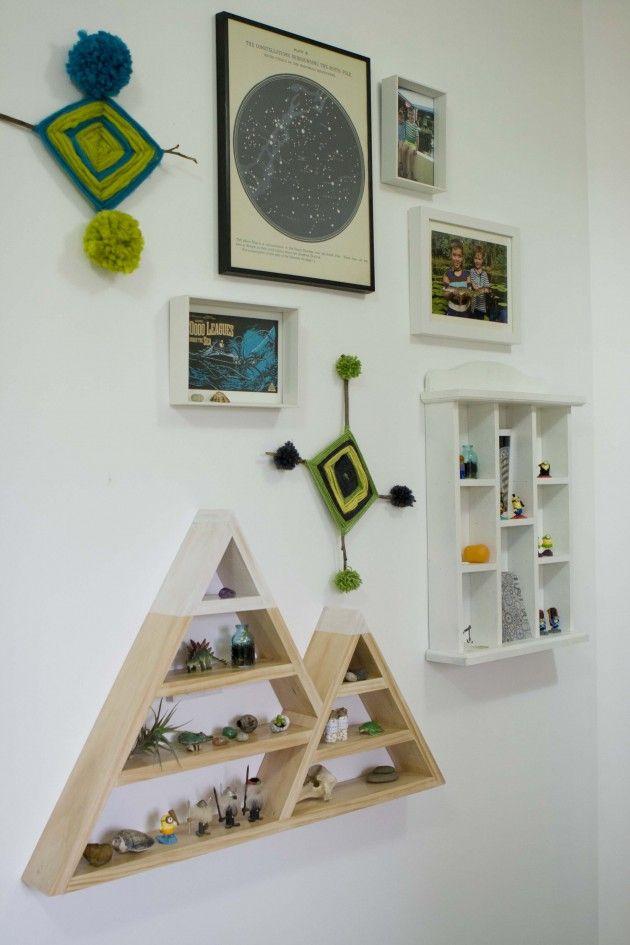60 Ways To Make DIY Shelves A Part Of Your Home\u0027s Décor DIY
