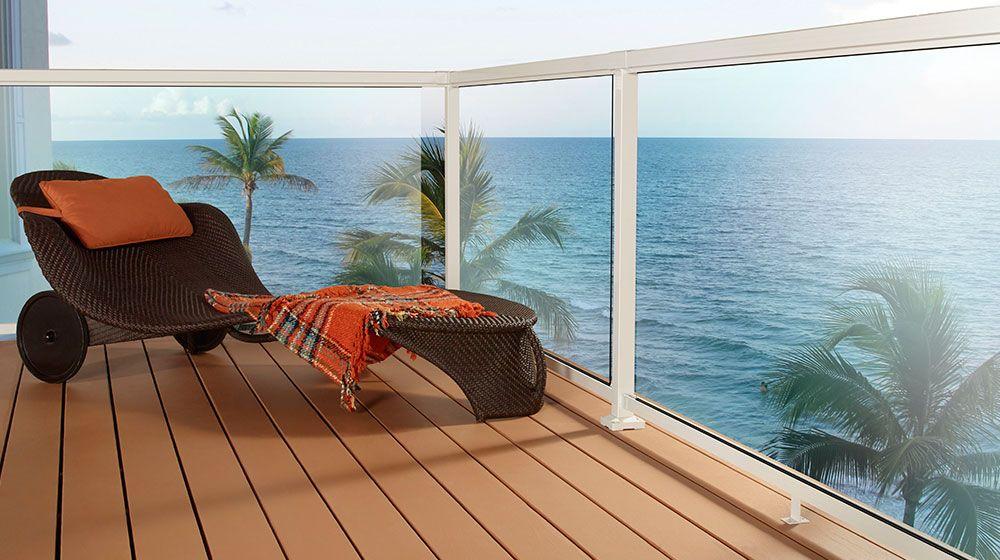 Best Gallery Aluminum Railing Glass Railing Deck Glass Panels 400 x 300