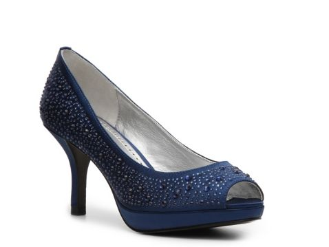 11e20cc0ea47 Adrienne Vittadini Pippi Pump..I found my wedding shoes!! its ordered on  its way..wooohooo...I must say I m rocking this wedding planning  )