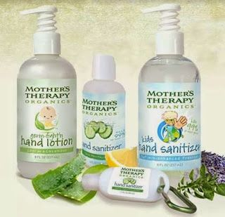 Top 5 Places to Always Sanitize Hands After Visiting & Organic Hand Sanitizer #Giveaway