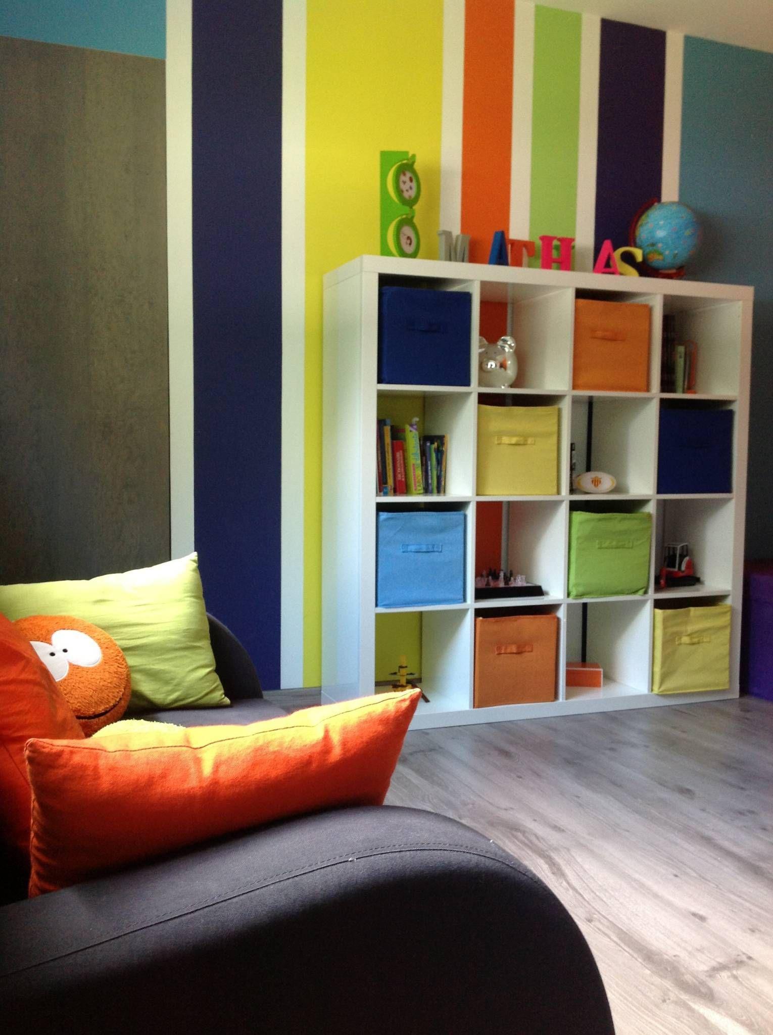 Am nagement et d coration d 39 une salle de jeux pour enfant chambre d enfant de style par myriam - Amenagement chambre enfant ...