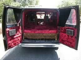 Image Result For Custom 70u0027s Van Interior