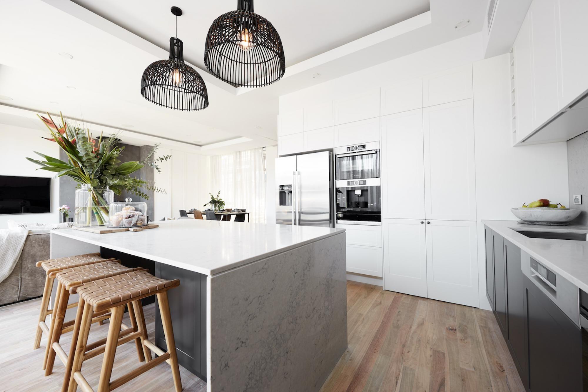 Josh & Elyse Week 7 | Kitchen | The Block AU | Pinterest | Kitchens ...
