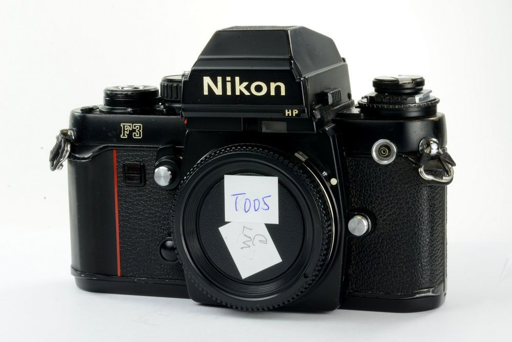 t005 nikon f3hp professional manual focus film camera cleaned rh pinterest com Nikon F3HP Focusing Screen P nikon f3 hp manual pdf