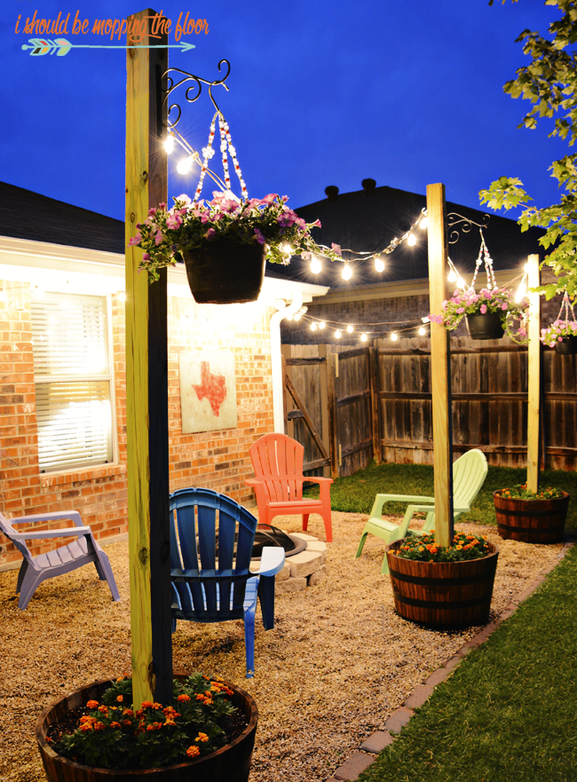 13 Creative Backyard DIY Ideas on a Budget is part of Small outdoor patios, Outdoor backyard, Backyard pergola, Backyard landscaping designs, Small backyard patio, Backyard ideas for small yards - Looking for DIY Backyard Ideas  Here are 13 ideas to DIY your backyard on a budget this summer  Backyard patio ideas, benches, landscaping, and more