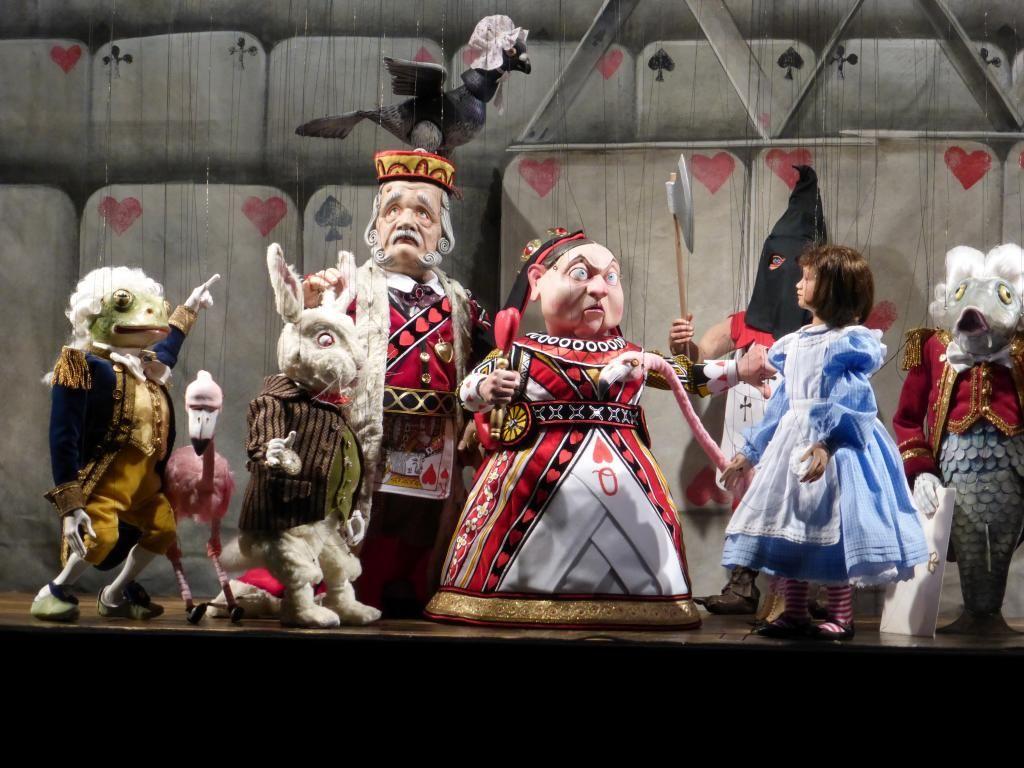 Alice Im Wunderland Darsteller