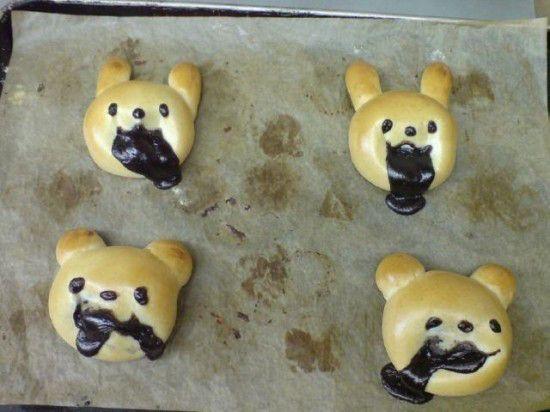 どうぶつクッキー