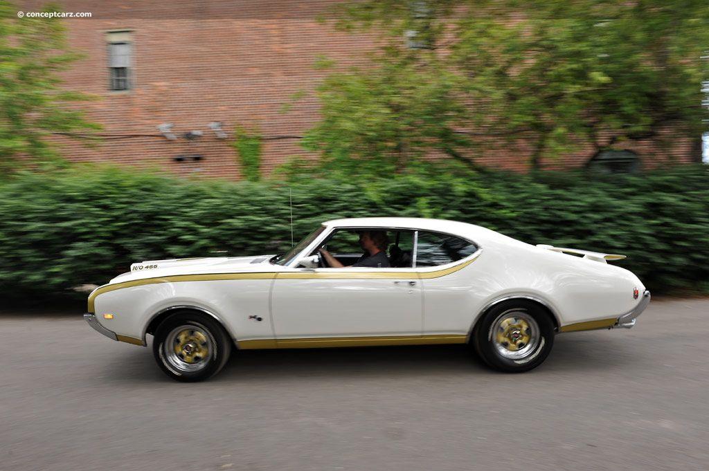 1969 Oldsmobile 442 (4-4-2, Hurst, H/O 455, W-30 ...