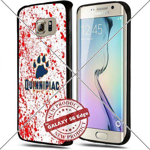 NEW Quinnipiac Bobcats Logo NCAA #1476 Samsung Galaxy S6 Edge Black Case Smartphone Case Cover Collector TPU Rubber original by WADE CASE [Blood] WADE CASE http://www.amazon.com/dp/B017KVNMA6/ref=cm_sw_r_pi_dp_KUKAwb1BAX47A