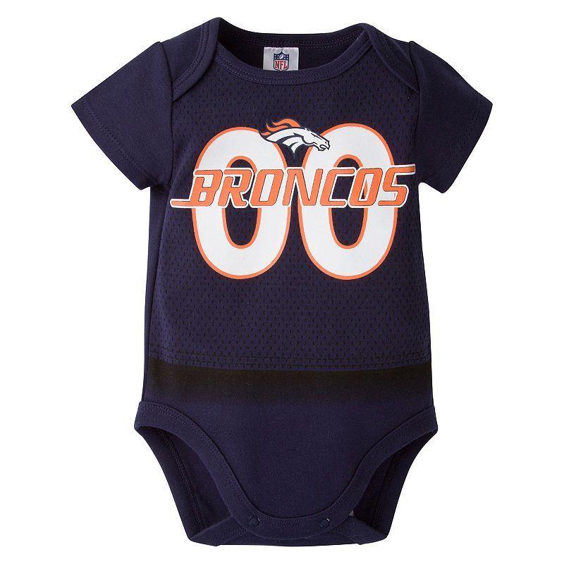 Baby Denver Broncos Team Bodysuit 834f2a007
