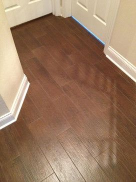 Tile And Decor Tampa Porcelain Plank Wood Look Tile Installations Tampa Florida