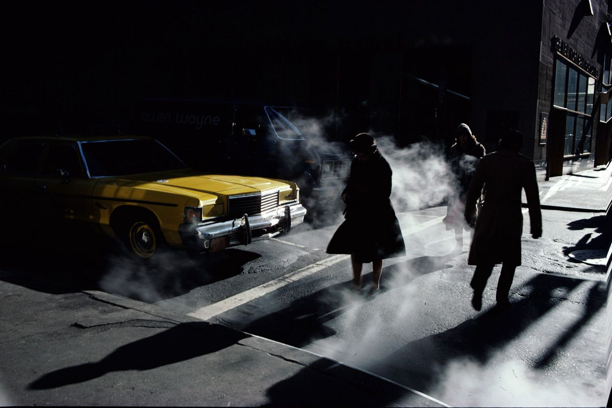 Exhibition Color Correction By Ernst Haas At Christophe Guye Galerie Zurich Street Photography Color Photography Vintage Photography
