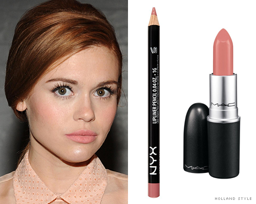 What NYX Slim Lip Pencil in 858 Nude Pink 495 MAC Lipstick
