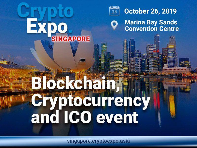 Crypto Expo Asia 2019 Read here http//bit.ly/2oZeXIY