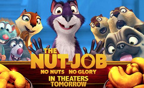 The Nut Job Prize Packs The Nut Job Kid Movies Movie Screen