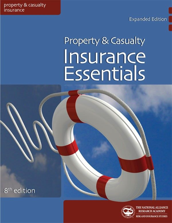 Insurance Essentials 65 Property And Casualty Casualty Insurance Risk Management