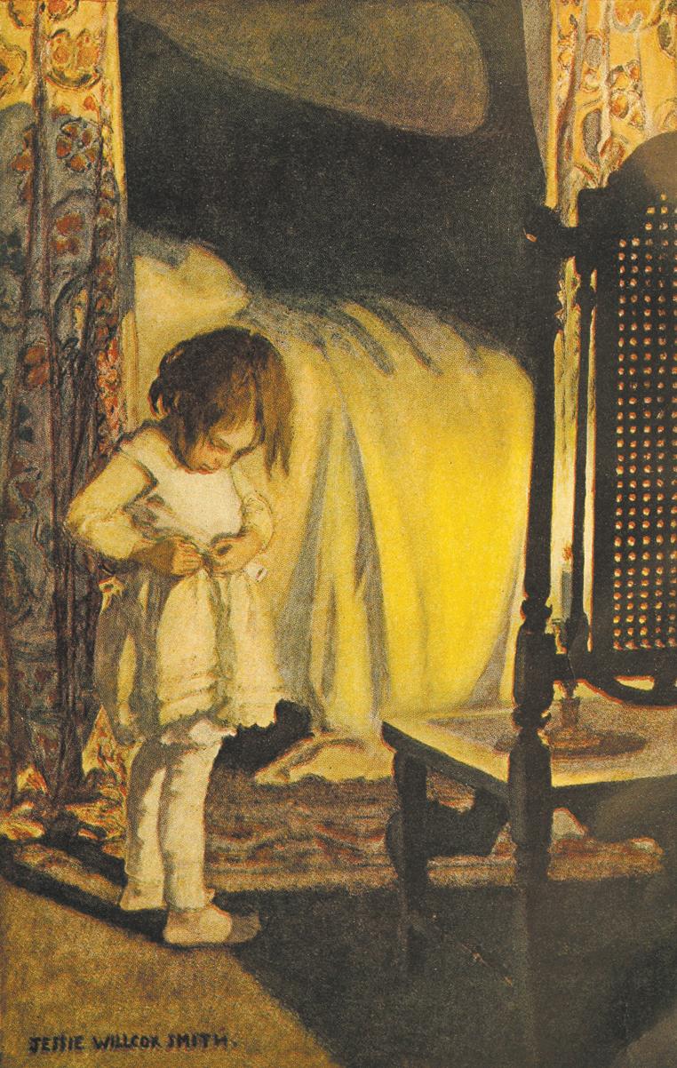 Illustration by jessie wilcox smith from ua childus garden of verses